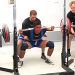 200kg squat - 2. ligarunde