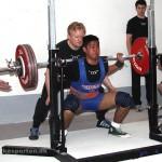 nico 192,5kg squat